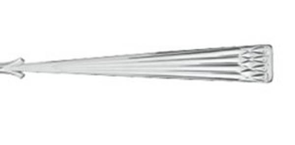 Arvesølv sølvbestikk stor spisegaffel